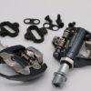 【PD-ES600】最軽量のロードバイク用SPDペダルはビンディング初心者でも普通に使える